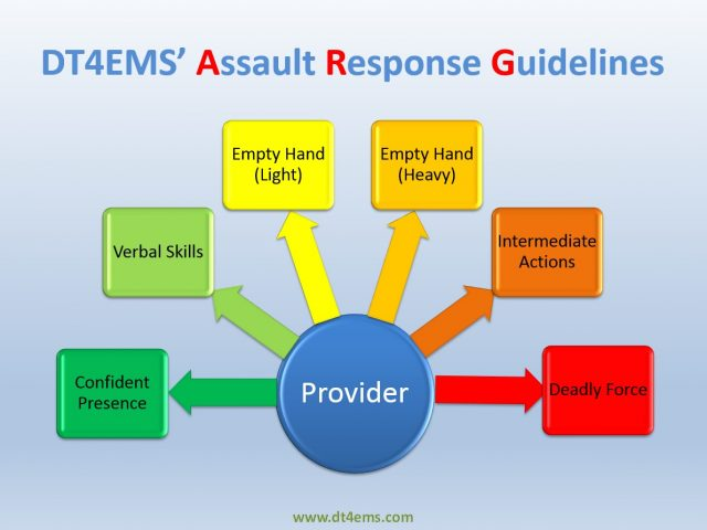 Assault Response Guidelines